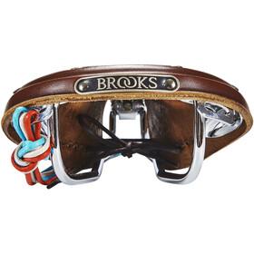 Brooks B17 Narrow Imperial Sattel braun